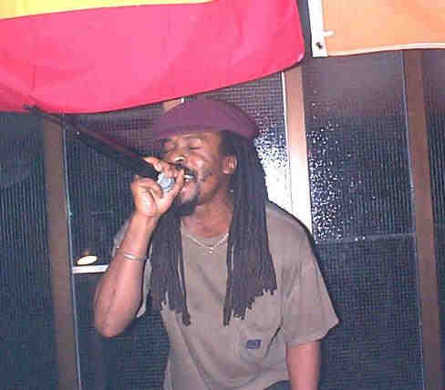 Errol Bellot Live In Brixton Rec - 24/11/00