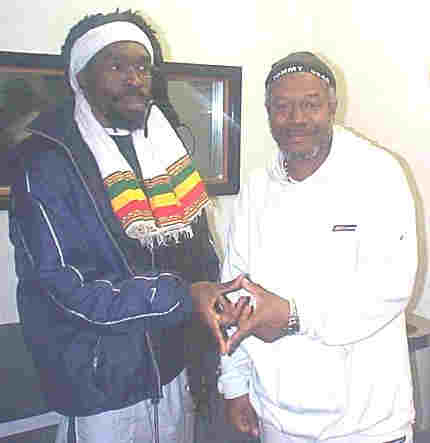 Professor Natty & Horace Andy............