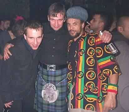 Jah Tubbys Playing ina Scotland.............