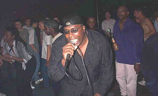 Mighty Sugar Dee Live on Jah Tubbys Sound.........